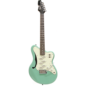 Italia Imola Electric Guitar - Surf Green