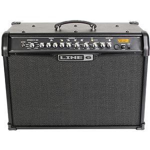 "Line 6 Spider IV 120 Guitar Combo Amplifier - 120 Watt (60W x 2) Stereo 2x10""Combo"