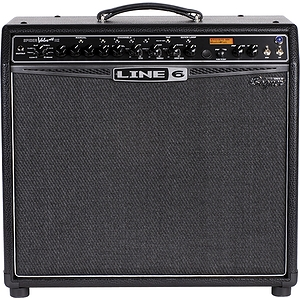 Line 6 Spider Valve 112 MKII Guitar Combo Amplifier - 40 watt 1x12 Combo w/Bogner Tube Section