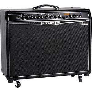 Line 6 Spider Valve 212 MKII Guitar Combo Amplifier - 40 watt 2x12 Combo w/Bogner Tube Section