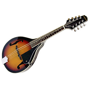 Crestwood M106 Mandolin - Natural