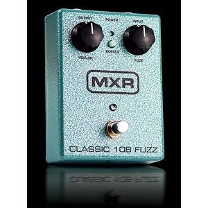 Dunlop MXR Effect Pedals Classic 108 Fuzz