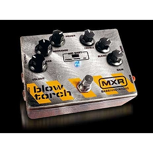 Dunlop MXR Bass Pedals M181 Bass Blowtorch