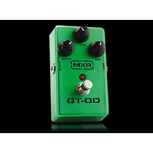 Dunlop MXR Effect Pedals GT-OD Overdrive