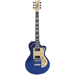 Italia Maranello Classic Electric Guitar - Blue