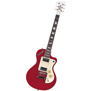 Italia Maranello Classic Electric Guitar - Red