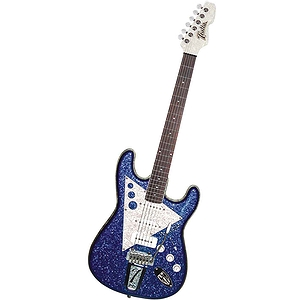 Italia Modulo T3 Electric Guitar - Blue