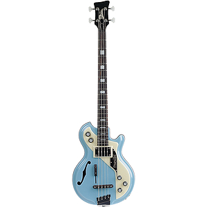 Italia Mondial Bass 4-string Bass Guitar - Blue