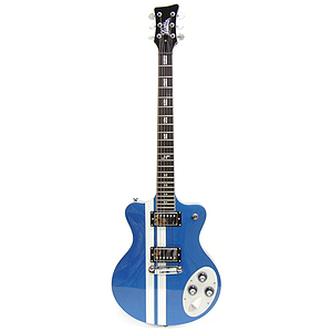 Italia Maranello Speedster II Electric Guitar - Blue
