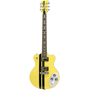 Italia Maranello Speedster II Electric Guitar - Yellow