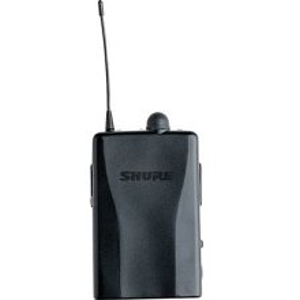 Shure P2R Personal Monitoring System Bodypack Receiver