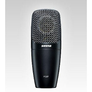 Shure PG27LC Side-address Condenser Microphone