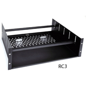 Middle Atlantic Products 4-space Clamping Rack Shelf