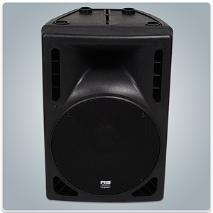 """Gemini RS412 12"""" Active PA Loudspeaker"""