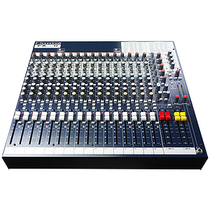 Soundcraft Spirit FX16II 16-channel Mixer