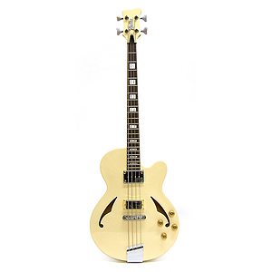 Italia Torino Bass 4-string Bass Guitar - Cream