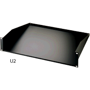 Middle Atlantic Products 2-space Utility Shelf