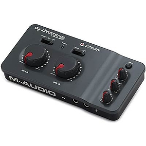 M-Audio Torq Conectiv 4x4 USB DJ Audio Interface