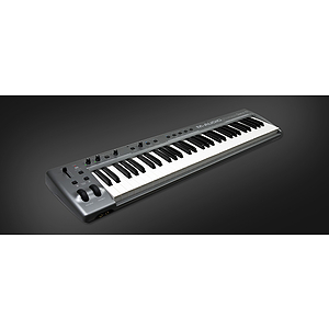 M-Audio ProKeys Sono 61 61-key Digital Stage Piano - w/semi-weighted keys and 2x2 USB Audio Interface