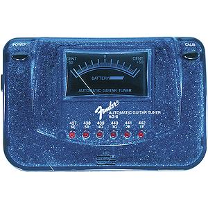 Fender® AG-6 Tuner - Blue Sparkle