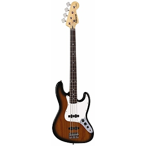 Fender Starcaster Jazz Bass Guitar - Sunburst