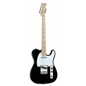 Fender Starcaster Telecaster Electric Guitar - Black