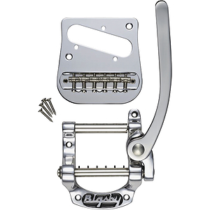 Bigsby B5 Vibrato Kit - Flat Top Solid Body (Telecaster/Jazzmaster)