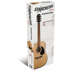 Fender Starcaster Acoustic Guitar Starter Package