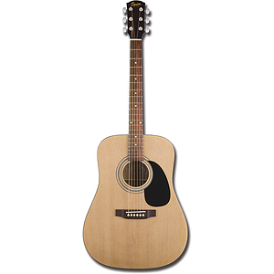 Squier SA-50 Acoustic Guitar Starter Pack