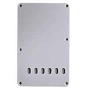 Fender® Stratocaster® 1-Ply Back Plate - White