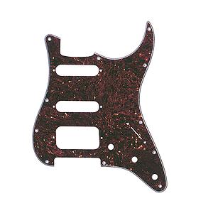 Fender® Stratocaster® Pickguard - Tortoise Shell