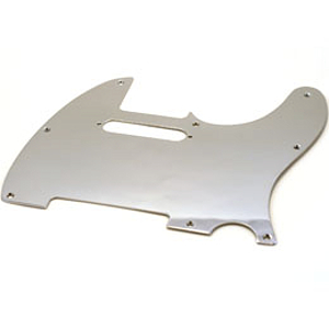Fender Standard Telecaster Pickguard - Chrome