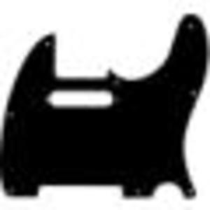 Fender® Standard Telecaster® Pickguard - Black