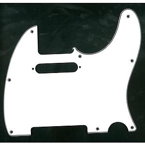 Fender® Standard Telecaster® Pickguard - Parchment