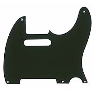 Fender &#039;52 Telecaster Pickguard - Black