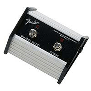 Fender® 2-Button Channel/Chorus Footswitch