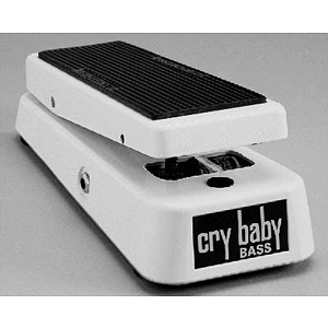 Dunlop Crybaby 105Q Ultimate Bass Wah Pedal
