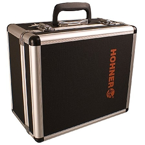 Hohner 10X Accordion Carrying Case, Two Row