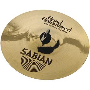 Sabian Hand Hammered HH Splash Cymbal - 10-inch