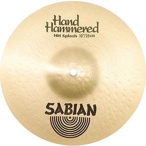 "Sabian HH Vintage Splash Cymbal, 10"" - Brilliant"