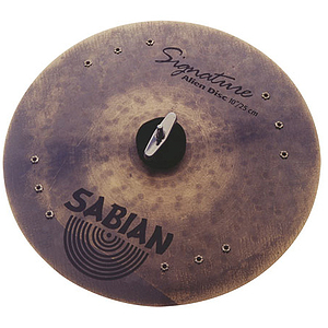 "Sabian - 10"" HH Alien Disc Effect Cymbal"