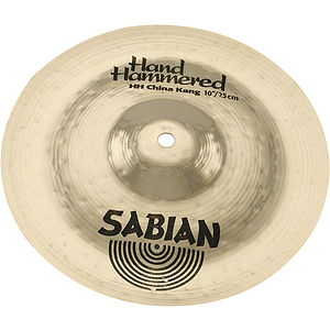 Sabian Hand Hammered HH China Kang Cymbal - Brilliant - 10-inch