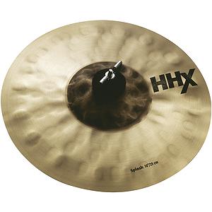 Sabian HHX Splash Cymbal - 12-inch