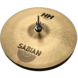 "Sabian HH Medium Hats 13"" (Pair)"