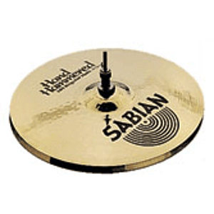 Sabian Hand Hammered HH Hi-hat Cymbals (pair) - 14-inch