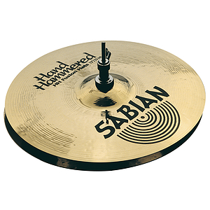 Sabian Hand Hammered HH Fusion Hi-hat Cymbals (pair) - 14-inch