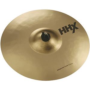 Sabian HHX HHXPlosion Crash Cymbal - Brilliant - 15-inch