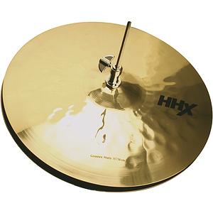 Sabian HHX Groove Hi-hat Cymbals (pair) - 15-inch