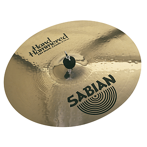 Sabian Hand Hammered HH Dark Crash Cymbal - Brilliant - 16-inch