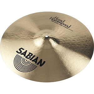 Sabian Hand Hammered HH Extra Thin Crash Cymbal 17-inch, Brilliant